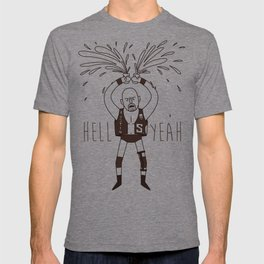 Stone Cold - Pro Wrestling Illustration T-shirt