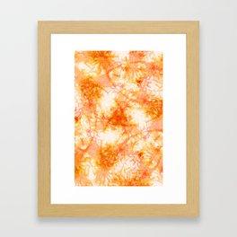 Butcher Blown Framed Art Print