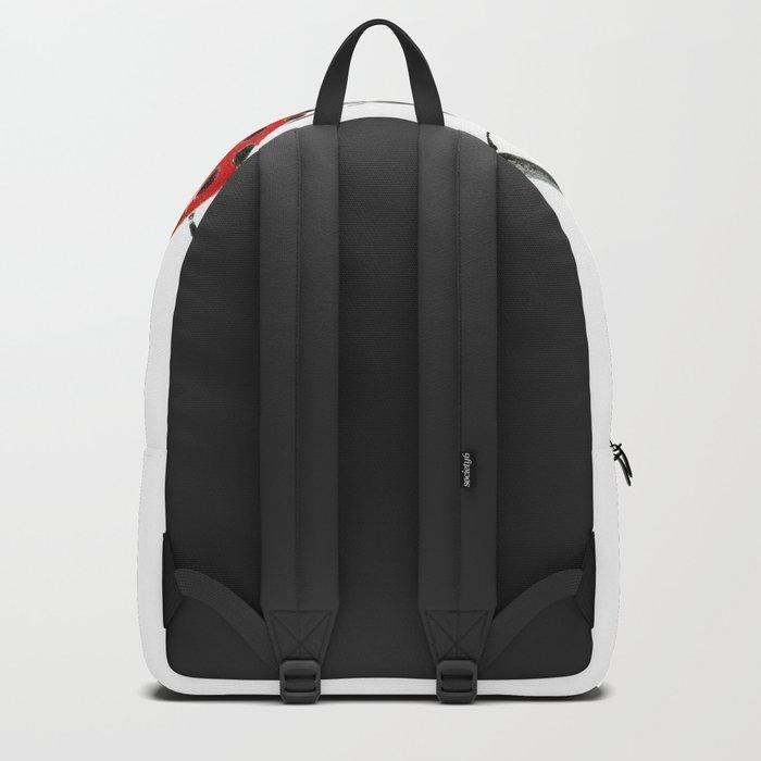 Siege of ladybugs Backpack