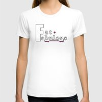 my mad fat diary T-shirts featuring Fat + Fabulous by Jessica Slater Design & Illustration