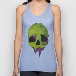 Liquid Skull Unisex Tank Top