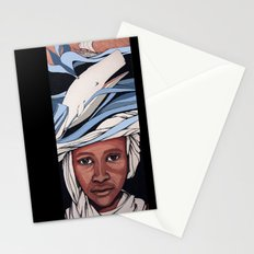 A fisherman dream Stationery Cards