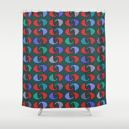 zappwaits Shower Curtain