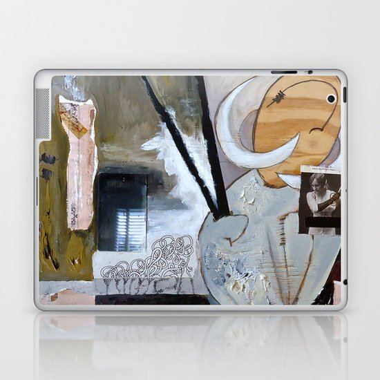 Pleasure of Execution Laptop & iPad Skin