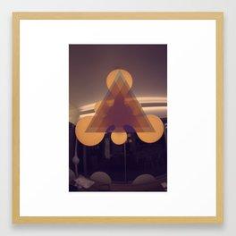 Modern Light  Framed Art Print