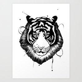 tigerjonz Art Print