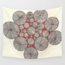 imagined exchange Wall Tapestry