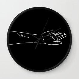 MUD BLOOD #Mudblood #HP Wall Clock