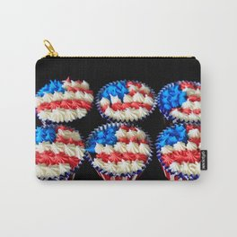 Memorial Day Cupcakes Carry-All Pouch