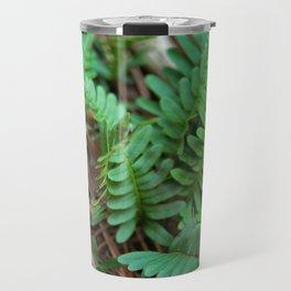 Green Fern Travel Mug