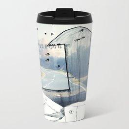 Viagem#2 Metal Travel Mug