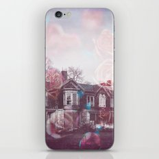 Coming Up Roses iPhone & iPod Skin