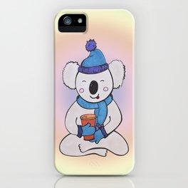 Teawasana iPhone Case