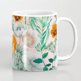 Wildflowers #pattern #illustration Coffee Mug