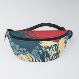 FOUL - Dare to Be Different Fanny Pack