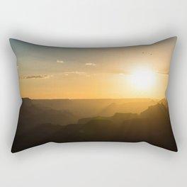 Grand Canyon Sunset Rectangular Pillow