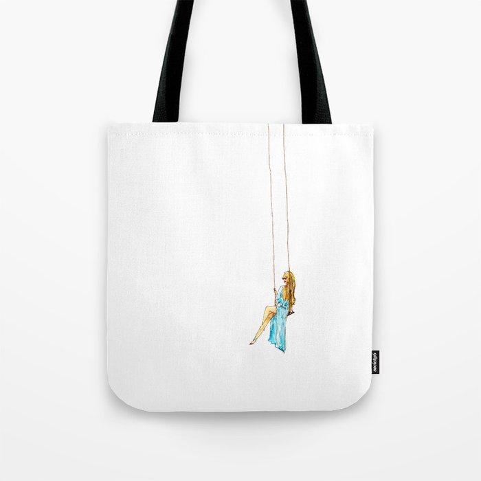 Swinging Tote Bag