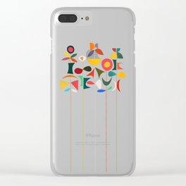 Klee's Garden Clear iPhone Case
