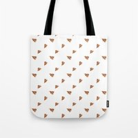 pizza Tote Bags featuring Pizza by Sartoris ART