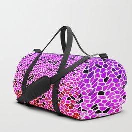 THINK LILAC CORAL Duffle Bag