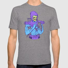 Masters of the Meowniverse T-shirt