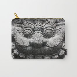 Smiling Monster Carry-All Pouch
