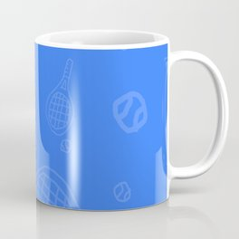 TennisBlues Coffee Mug