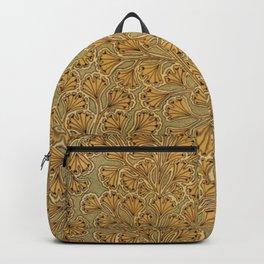 Copper Ginko Backpack