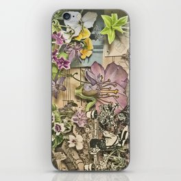 Garden Days iPhone Skin
