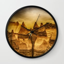 Kasha 3 Wall Clock