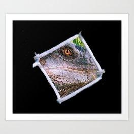 Jurassic Art Print