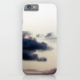 Cloudy Sky II iPhone Case