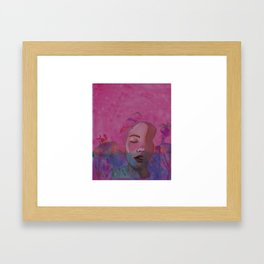 la mar Framed Art Print