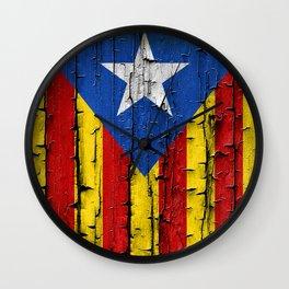 Catalan Wall Clock