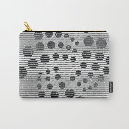 Binary IOTA Carry-All Pouch