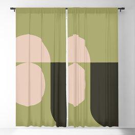 Contemporary 68 Blackout Curtain