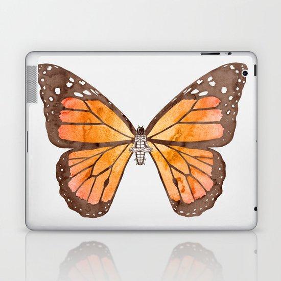 Caterpillar's nirvana Laptop & iPad Skin