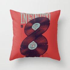 Moto Perpetuo II Throw Pillow