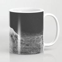 sheep Mugs featuring Sheep by Pati Designs