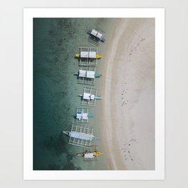 Palawan, Philippines Art Print