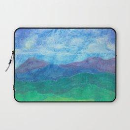 Blue Ridge Twilight Laptop Sleeve