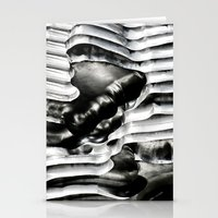 metal Stationery Cards featuring Metal by Christine Becksted Images