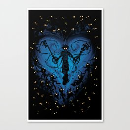 Heartless.  Canvas Print