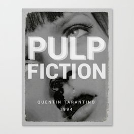 Pulp Fiction | Quentin Tarantino Canvas Print