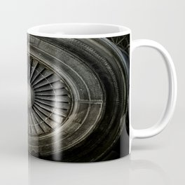 The Plane Engine Coffee Mug