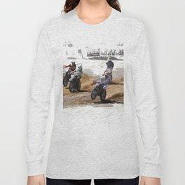 Starting Strong! - Motocross Racers Long Sleeve T-shirt