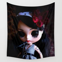 Blythe Winehouse Wall Tapestry