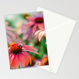 Wildflower and Bee Stationery Cards