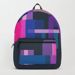 Imitation Mid-20th Century Abstraction, No. 3 Backpack