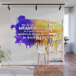 Father, You Are The Skydancer Wall Mural